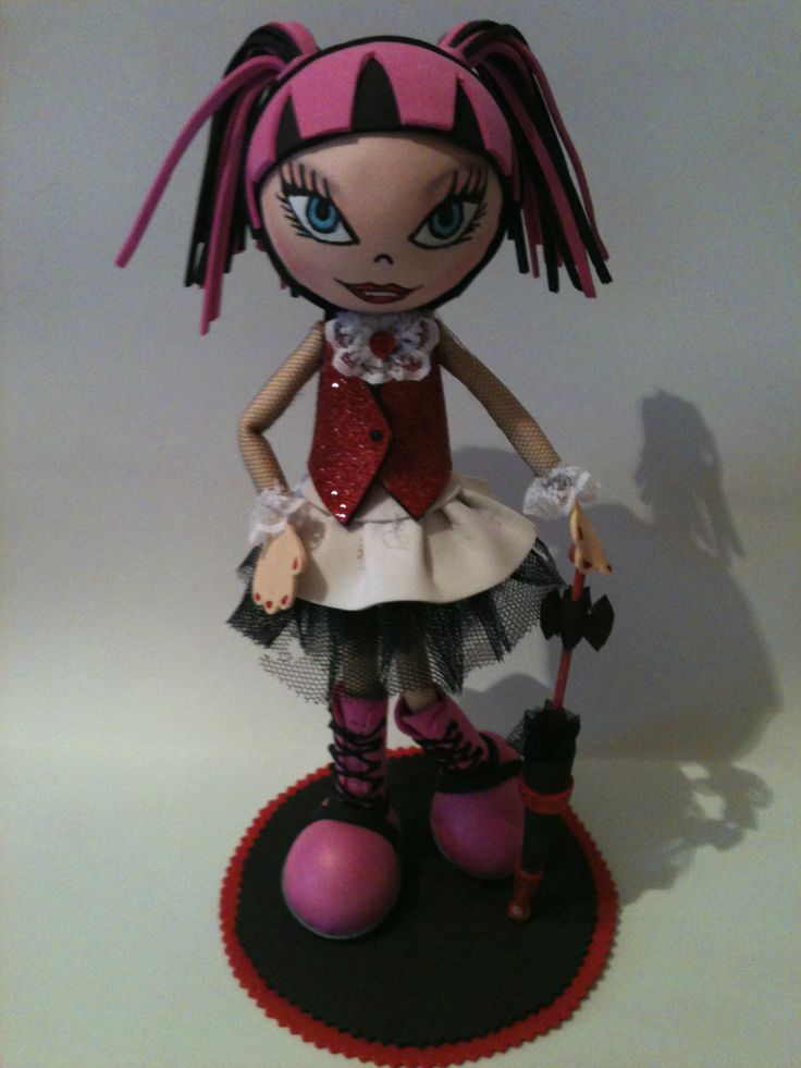Fofucha Monster High.