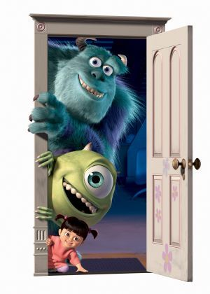 Monsters Inc Key art