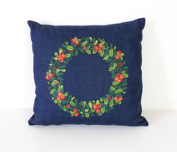 Scandinavian Christmas Pillow : 17 Best images about Vintage Scandinavian Christmas on Pinterest Swedish christmas ...