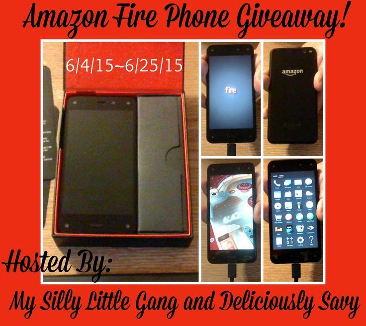 Amazon Fire Phone Giveaway