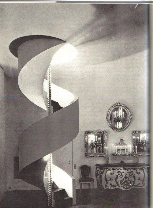 Residence of charles de beistegui 1933 paris design le for Neo art deco interior design