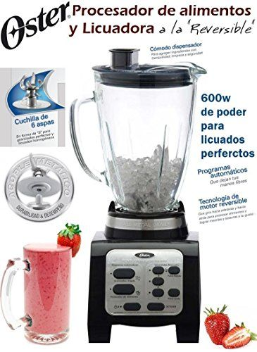 LICUADORA OSTER REVERSIBLE >>> You can get additional details at the image link. #FoodProcessors