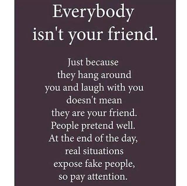 Might want to reevaluate that Facebook friends list..... Not everyone on there is your friend! Good luck figuring out the shady ones......