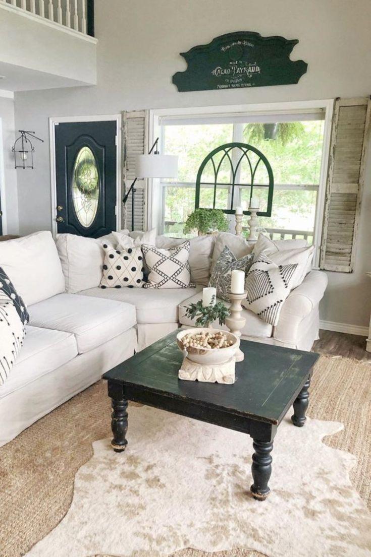 Farmhouse Living Room Ideas In 2021 Farm House Living Room Shiplap Living Room Living Room Design Inspiration