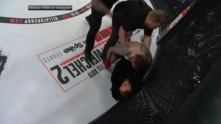 awesome Conor McGregor se confronte à l'arbitre d'un autre match de free fight !