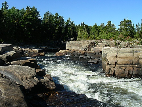 Pabineau Falls...one of my favorite places on Earth