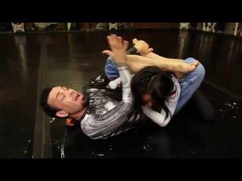 ▶ Eddie Bravo Rubber Guard to Mount Walkthrough | The Hooks MMA: Ep 1, Part 3 - YouTube