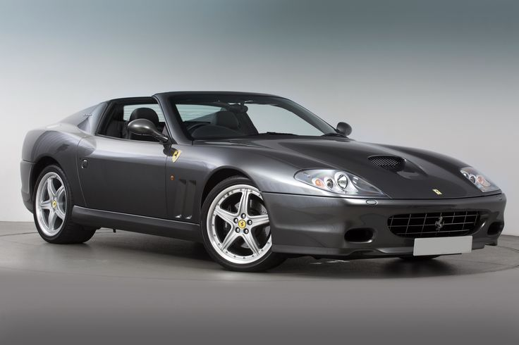 Ferrari Superamerica F1 UK-spec '2005–06