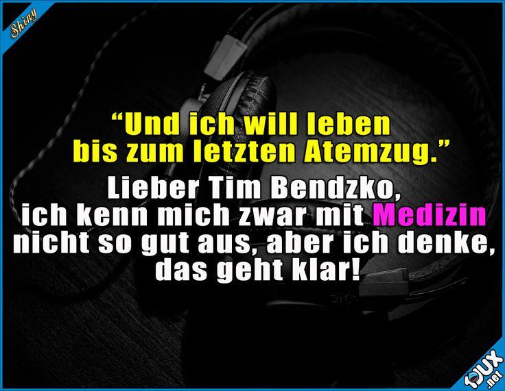 Das sollte klargehen! ^^ #TimBendzko #Bendzko #Musik #Humor #lustig #Sprüche #lustigeBilder #funny #DeutscheMusik