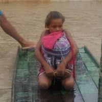 Taís Paranhos: Como ajudar a menina Rivânia?