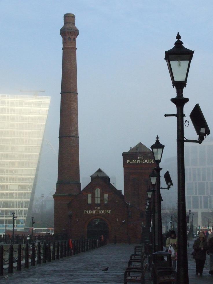 The Pump House, Albert Dock, Liverpool.