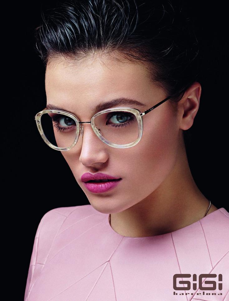GIGI Barcelona eyewear Brand - 2014-2015 compaign
