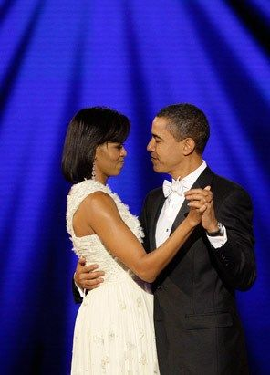 Loving this dance withPresident and First LadyObama.
