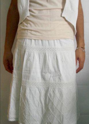 A vendre sur #vinted ! http://www.vinted.fr/femme/autres-jupes/2146849-jupe-blanche-etam