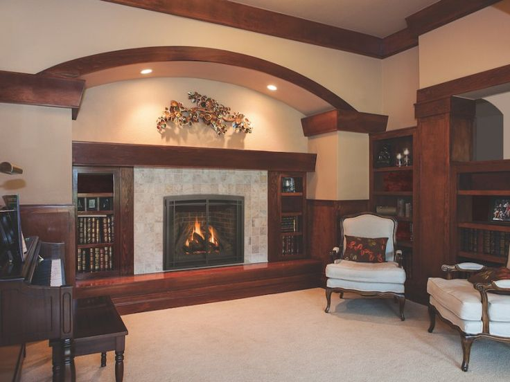 Best 25 Vented gas fireplace ideas on Pinterest