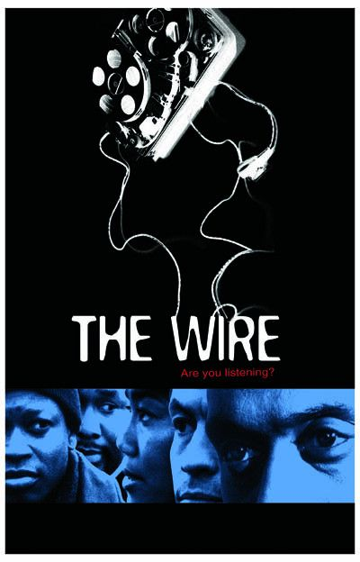 The 25 Best The Wire Tv Show Ideas On Pinterest