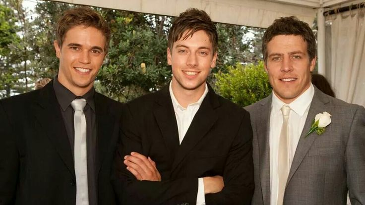 Kyle, Casey and Brax