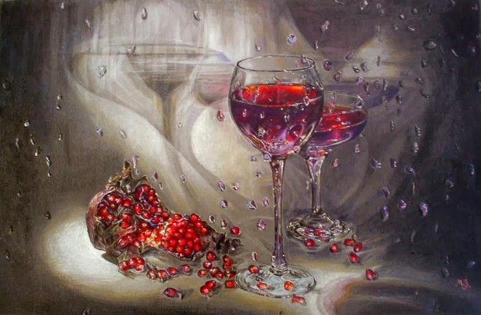 художник Maria Zeldis - 1-01