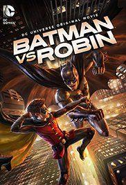 Batman vs. Robin Poster