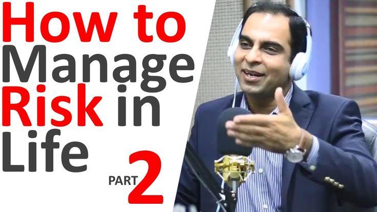 Risk Management  -By Qasim Ali Shah & Rj Barira Faisal Khan   Part - 2 - YouTube