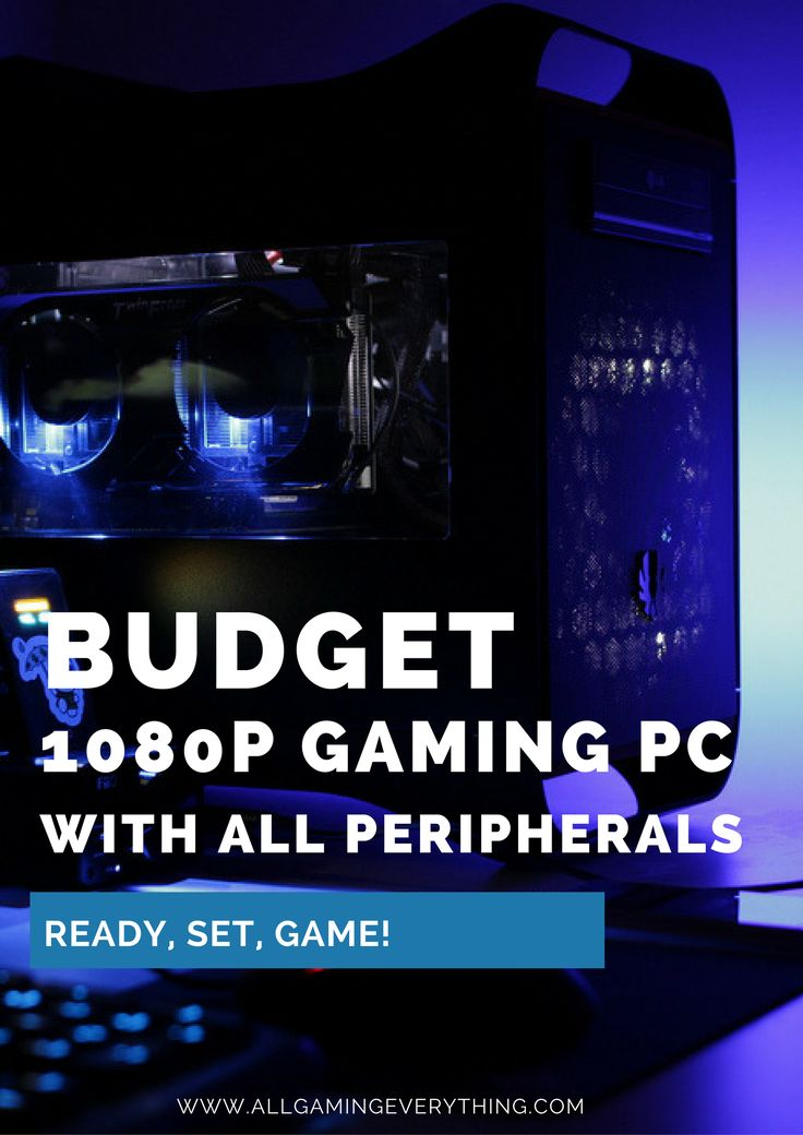 Budget 1080p gaming build for $700!