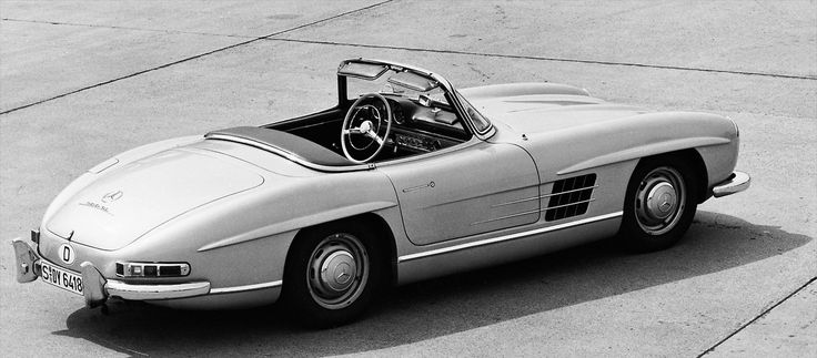 39 best cars images on pinterest vintage cars antique cars and 1957 mercedes benz 300 sl roadster fandeluxe Gallery