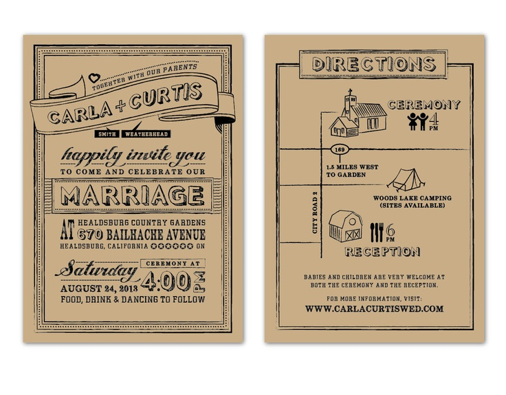 Quirky Wedding Invitation: 17 Best Ideas About Quirky Wedding Invitations On