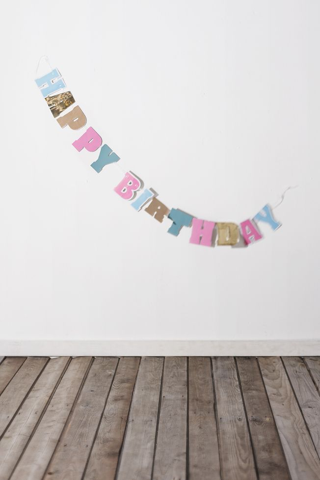 Lonely Birthday Party - Photography: Rik Stadhouders - Styling: Grietje Schreuder