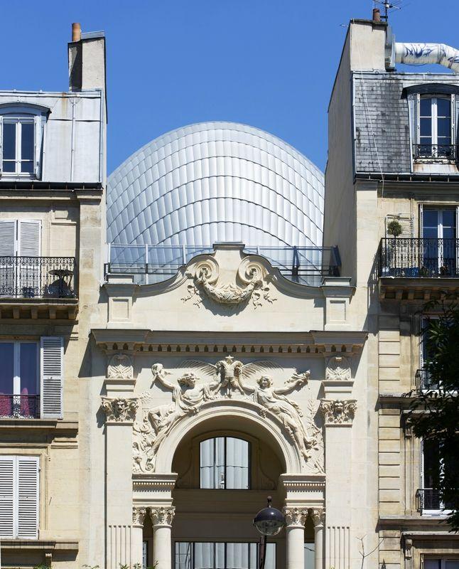 """PARIS/FRANCE: FONDATION JÉRÔME SEYDOUX-PATHÉ: """"L'arche de Noé"""" du cinéma…"""