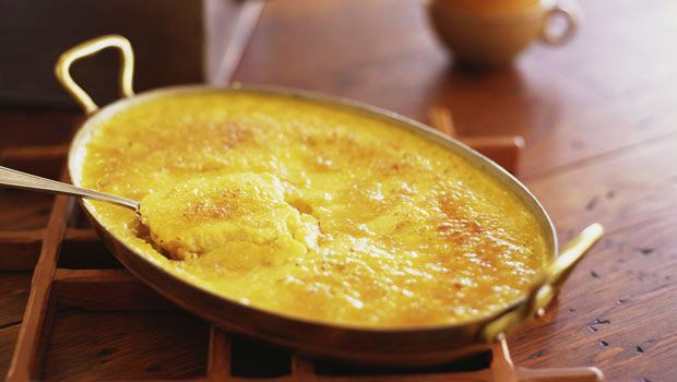 Daphne Oz's Corn Pudding | Dashrecipes.com...If you are at my house on Thanksgiving you will be eating this...YUM!