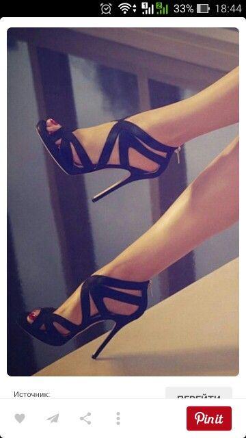 Хочу такие туфельки