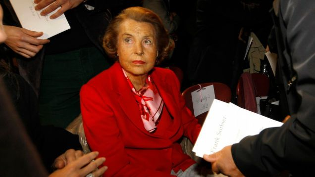 Liliane Bettencourt, the World's Richest Woman, Has Died at 94