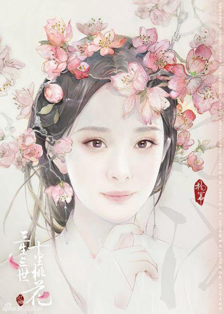 Yang Mi as Bai Qian