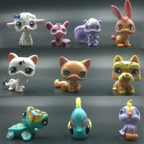 Fake Toy Dogs : Best littlest pet shop fake knockoffs e bay sellers