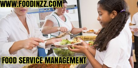 The food service management to supporting  the financial bottom line through dynamic  quality and budget control. The food service operation through every step of the management process form menu planning and purchasing through all service area includes cafeterias and food court patient meal system http://www.foodinzz.com