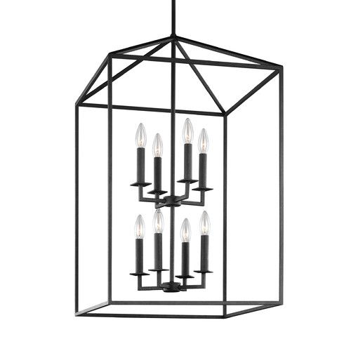 Sea Gull Perryton Blacksmith Pendant Light At Destination Lighting