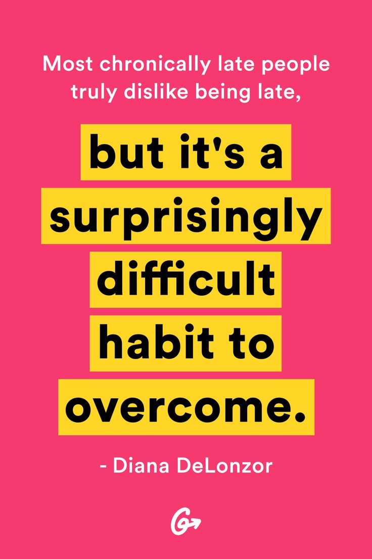 Always Late? Here's How I Broke the Bad Habit in One Week