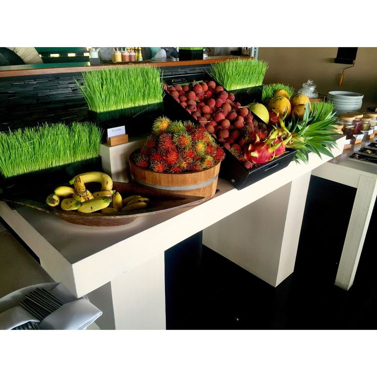Start fresh! Check out our fresh fruits selection at Mantra Samui Resort. Healthy breakfast :)