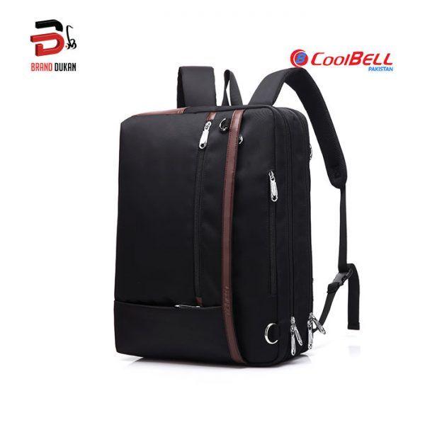 Coolbell Cb 5506 17 3 Inch Waterproof Shockproof Laptop Bag Notebook Backpack Extra Large Computer Backpack Should Bags Laptop Messenger Bags Multifunction Bag