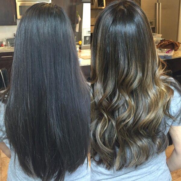 Beige Highlights On Black Hair 7000 Hair Highlights