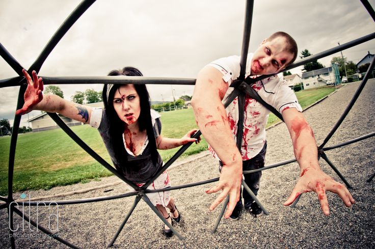 Zombies at the Playground