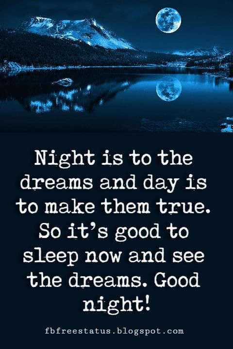 Cute Good Night Quotes Messages And Images Goodnight My Love