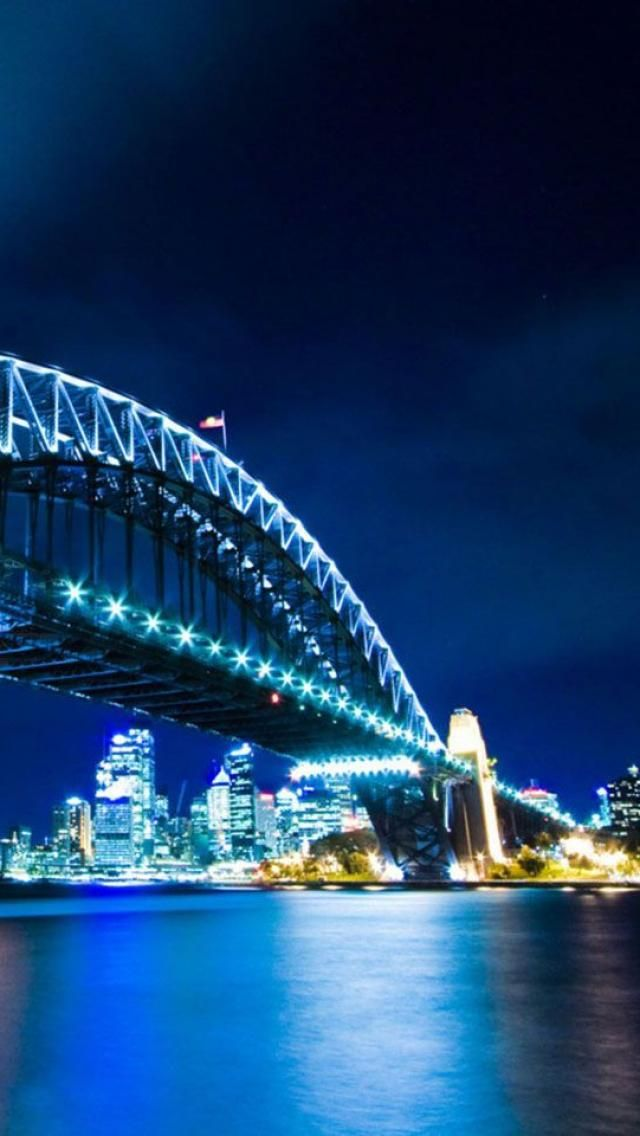 One of my favourite places in this great country of ours - Sydney! My favourite part is the Sydney Harbour Bridge.