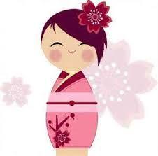 bonecas de tecido japonesas - Pesquisa Google