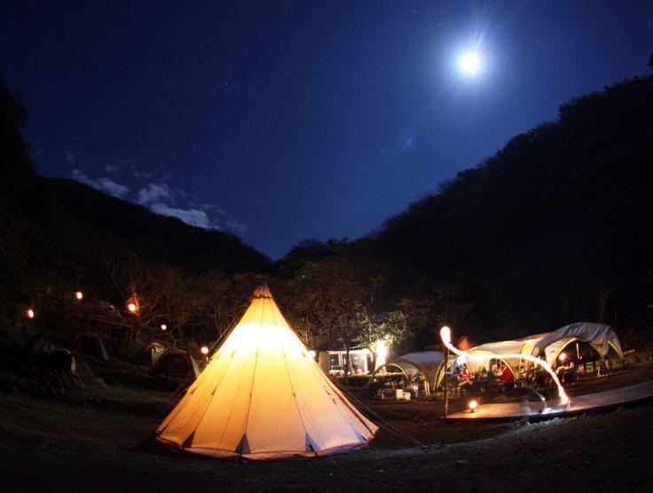 西伊豆にある大人のキャンプ場「アクアヴィレッジ」