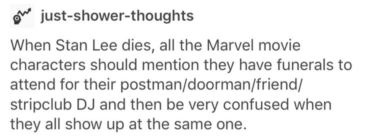 This has to happen in the future Marvel movies! I'd laugh and cry so much!