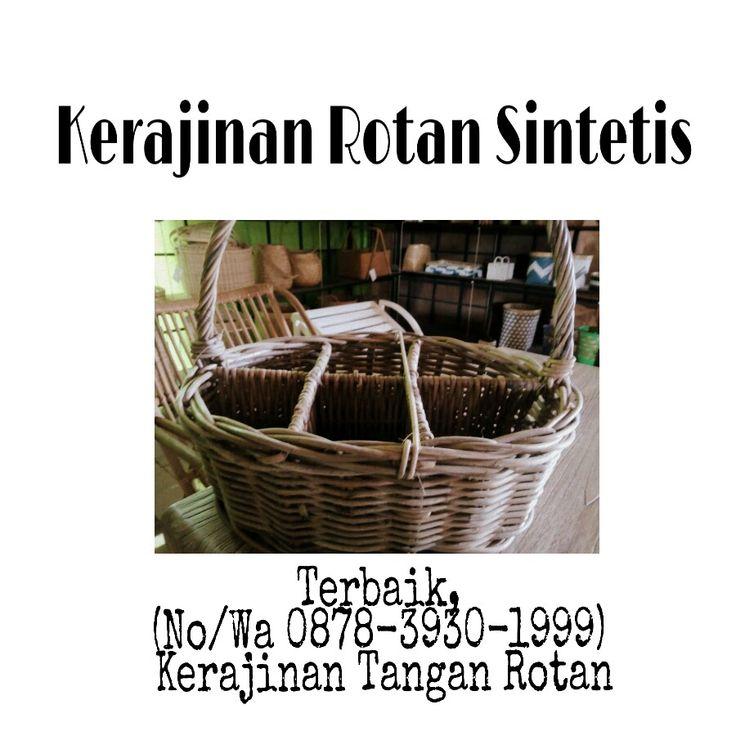 Terpercaya Kerajinan Rotan Sintetis Yogyakarta Wirausaha