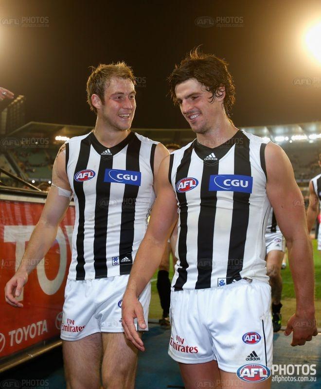 Reid and Pendlebury