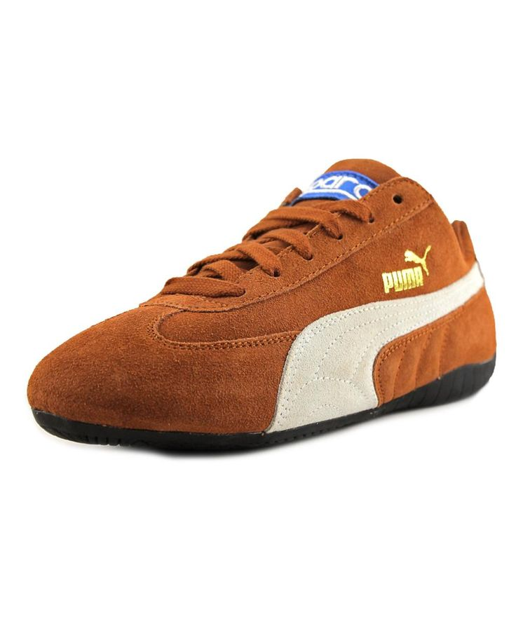 PUMA | Puma Speed Cat   Round Toe Suede  Sneakers #Shoes #Sneakers #PUMA