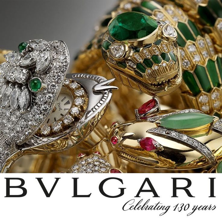 Bvlgari by GoldMoments